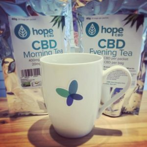 cbd tea scotland