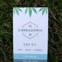 Cannadonia CBD Oil | 250mg CBD