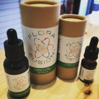 Flora Fusion 30ml Hemp Seed Oil | 1200mg