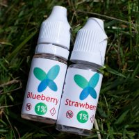 Hemp Vape Oil 500mg | Strawberry