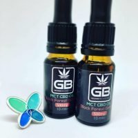 CBD MCT Oil – Black Forest Gateau Flavour – 5%