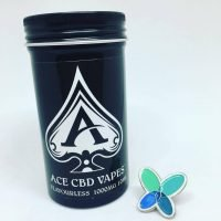Ace CBD Vape – Flavourless (100mg – 1000mg)