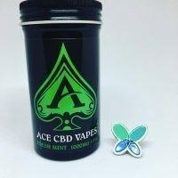 Ace CBD Vape – Fresh Mint Flavour (100mg – 1000mg)