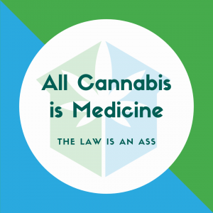 All Cannabis is Medicine